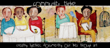 thrive art community