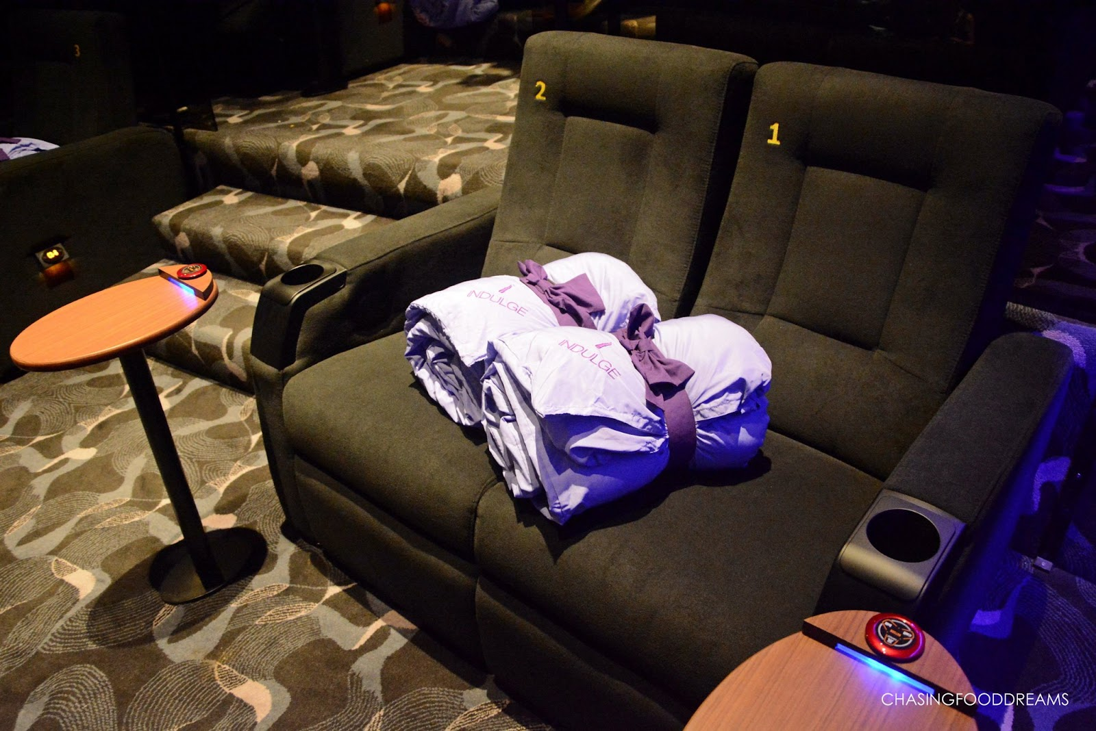 Chasing Food Dreams Indulge Tgv Cinemas 1 Utama Time To