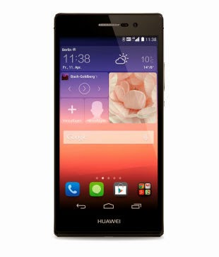 Buy Huawei Ascend P7 16GB Black Rs. 20,850 only at Snapdeal.
