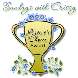 Winner of the Crissy's Artist Choice Award on April 2011