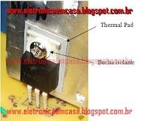 Amplificador de Audio transistorisado