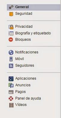 Desactivar invitaciones a juegos en Facebook