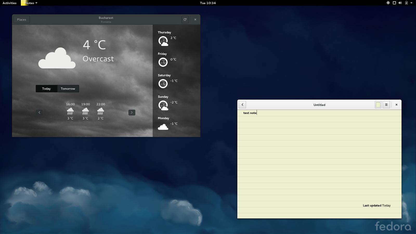 Fedora 21 lista para descargar, novedades Fedora 21, Gnome 3.14 Fedora 21,