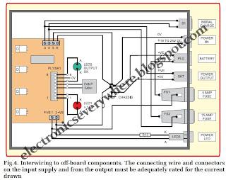 complete wire scheme