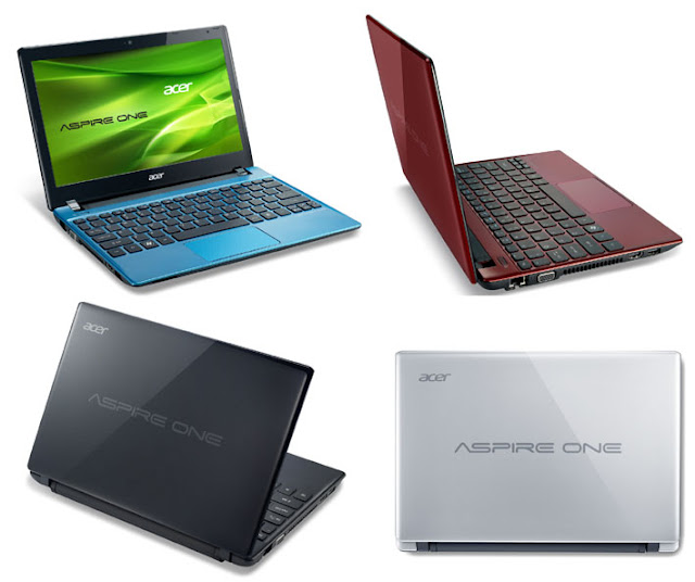 Acer Aspire One 756 color