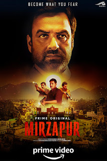 Mirzapur (2018) Season 1 Hindi Web Series Complete HDRip |  720p | 480p | Mobile