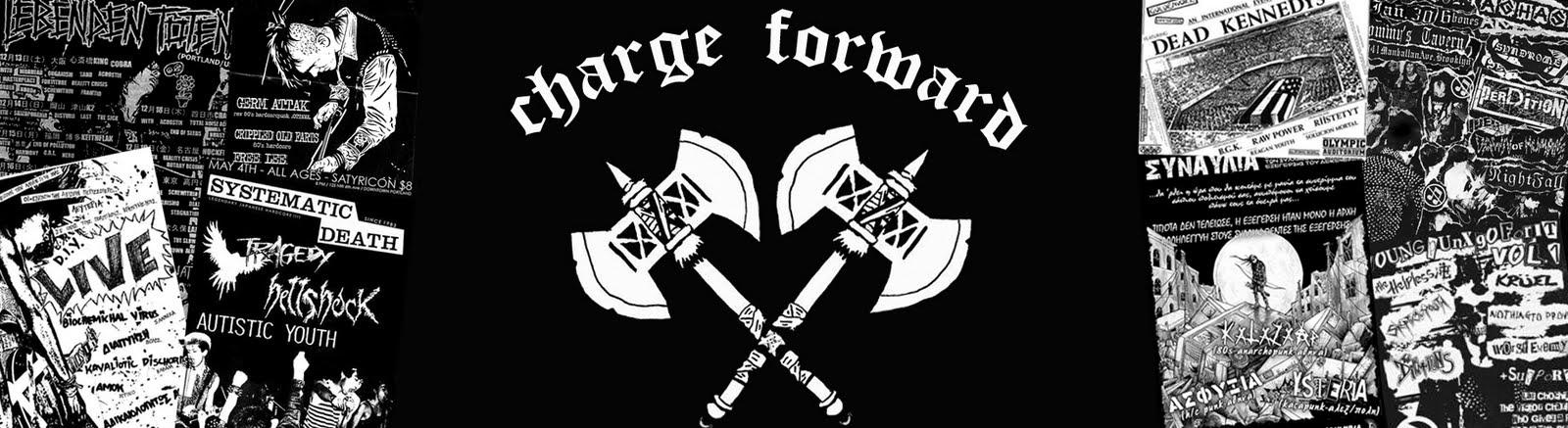 Charge Forward...