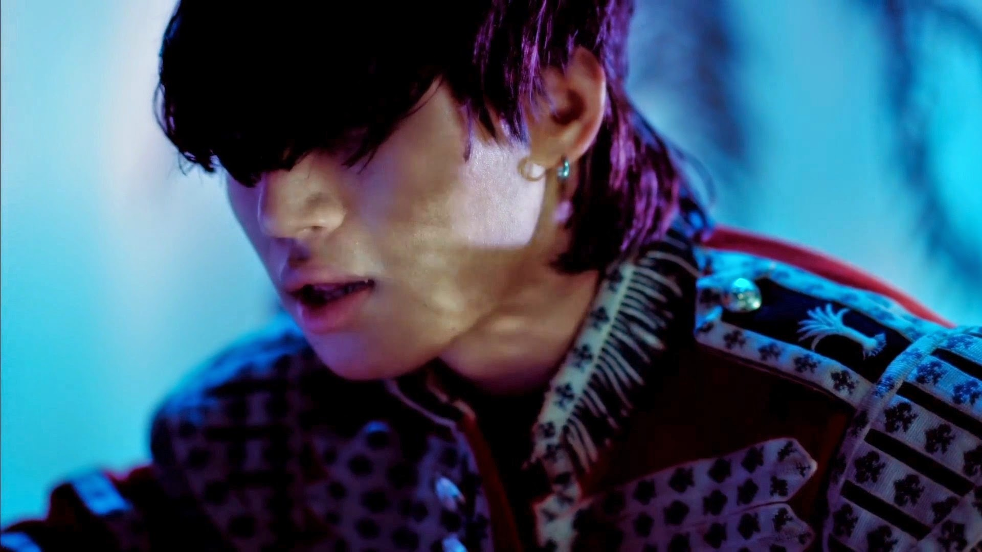 Big Bang's Daesung in Bae Bae MV