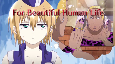 Blood Lad Episode 5 Subtitle Indonesia