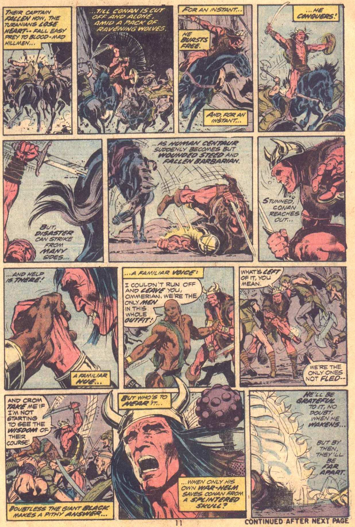 Conan the Barbarian (1970) Issue #37 #49 - English 8