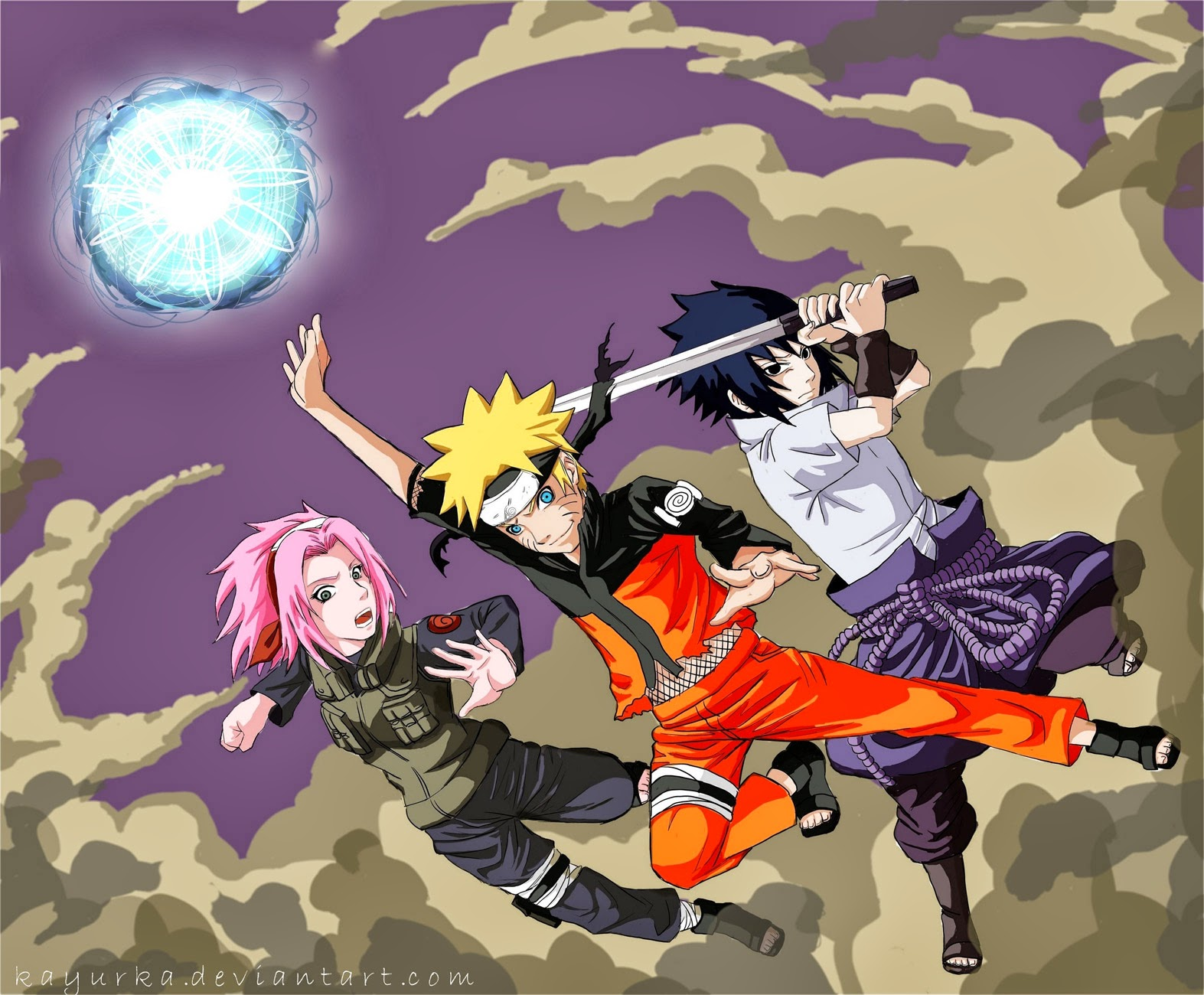 Naruto chap 648 Trang 15