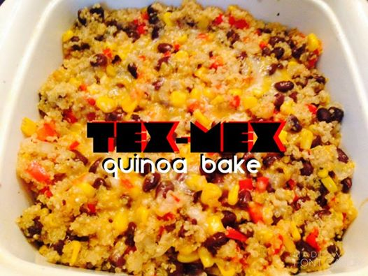 www.alysonhorcher.com, tex-mex quinoa bake, quinoa dinner recipes, healthy dinner recipes, kid friendly healthy dinners, I love to cook healthy, cooking is fun, learn to cook healthy, clean eating
