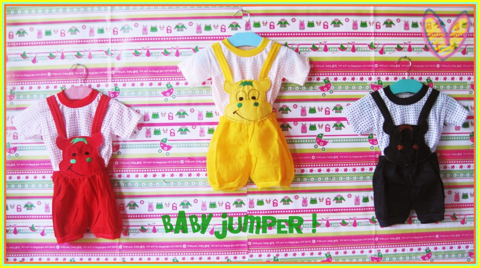 Gampangbeli.+com+baby+jumper grosir baju anak murah dan sprei waterproof,Baju Anak Anak Harga 5000