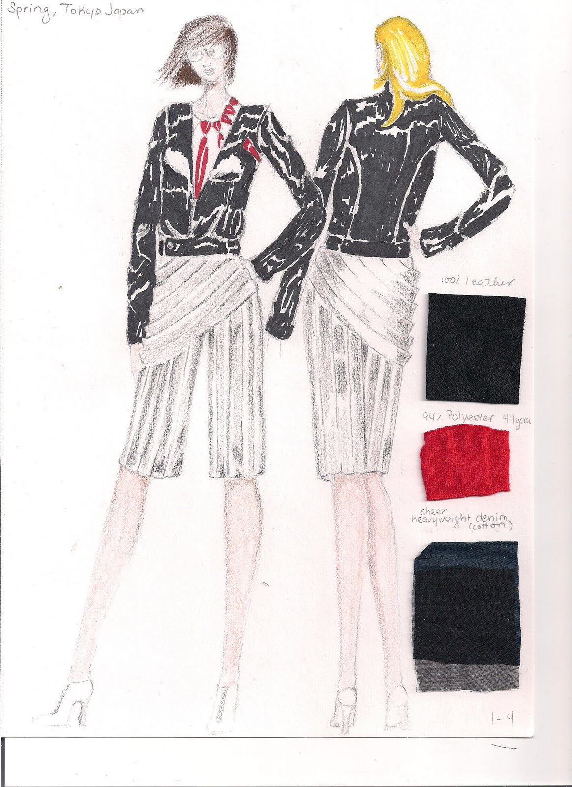 essay about fashion merchandising Free essay: the main roles involved are those of designing, development of new and unique products, production, and creating and developing sales and.