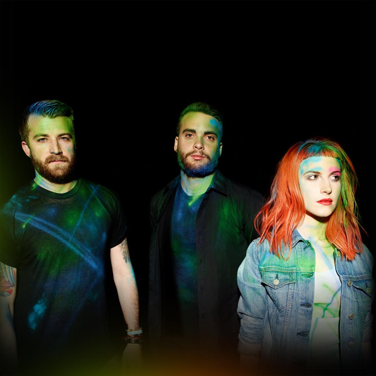 Paramore - Paramore (2013)