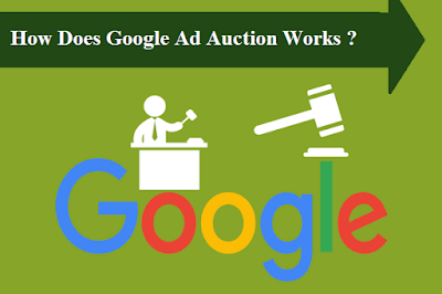 google ad auction