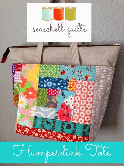 Humperdink Tote on Craftsy