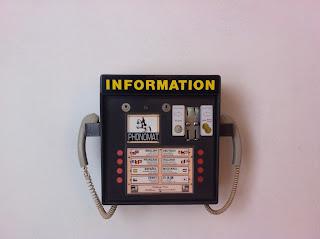 Phonomat - Information