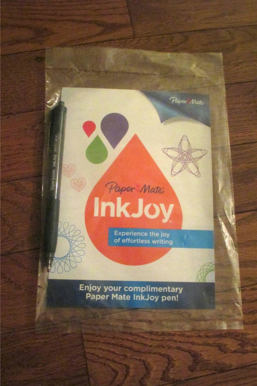 PaperMate InkJoy pen