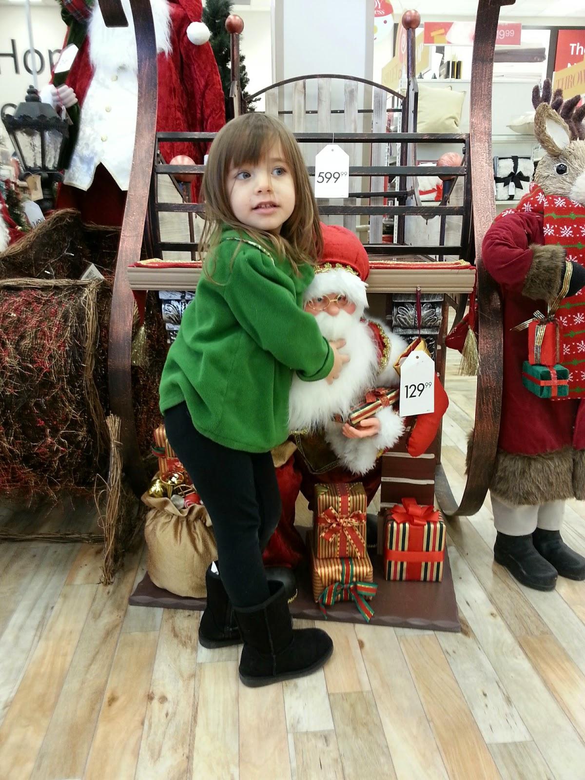 Home Sense - Santa Claus