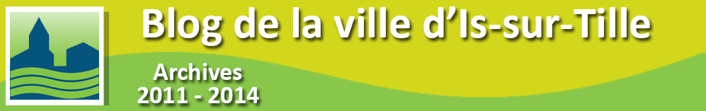 Blog de la Ville d'Is-sur-Tille
