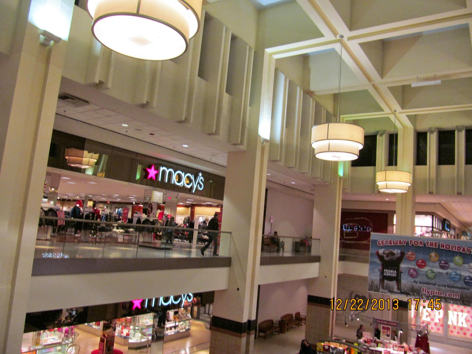 Trip to the Mall: Northwoods Mall- (Peoria, IL)