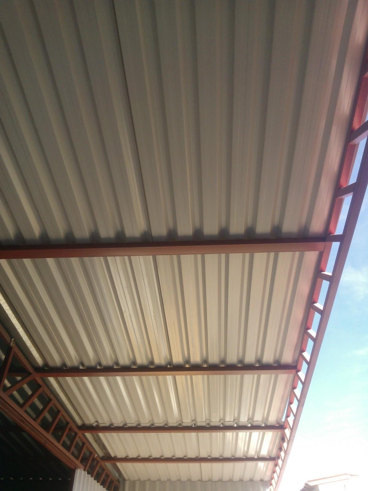 Domos ravisa instalaciones con laminas acanaladas for Techos con formas