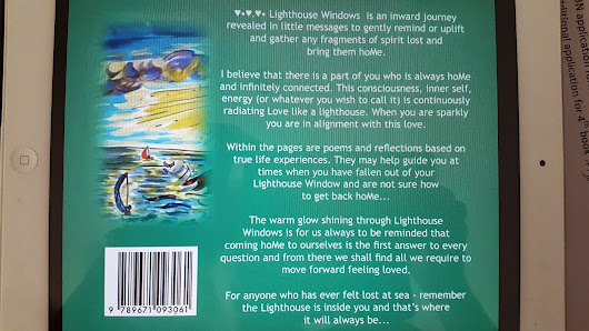 Back cover of Lighthouse Windows