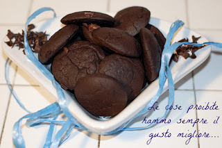 Cookies Cioccolato e Zenzero