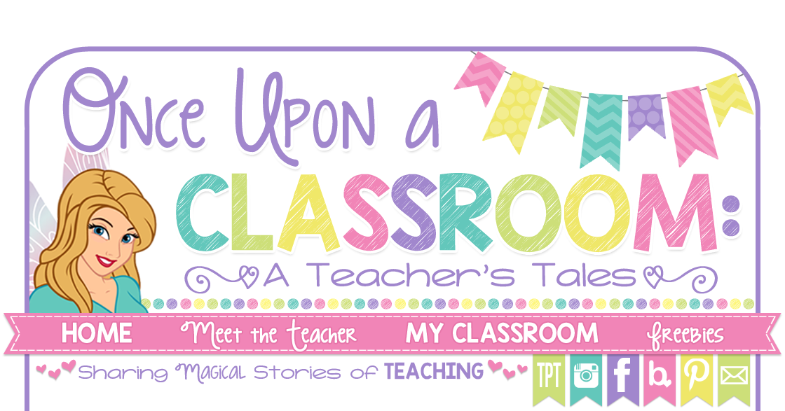 Once Upon a Classroom: A Teacher's Tales