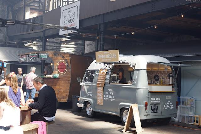 Hello Freckles British Street Food Awards Newcastle