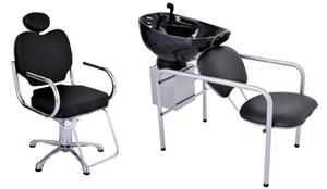 Confira em nossa loja: Show room de móveis para salões e clínicas