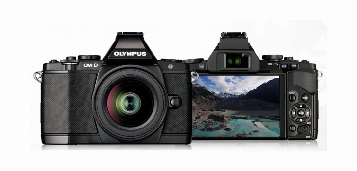 Olympus E-M10, new mirrorless camera, Pentax full frame, full frame camera, new digital camera