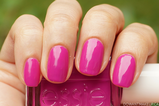 Essie Too Taboo swatch