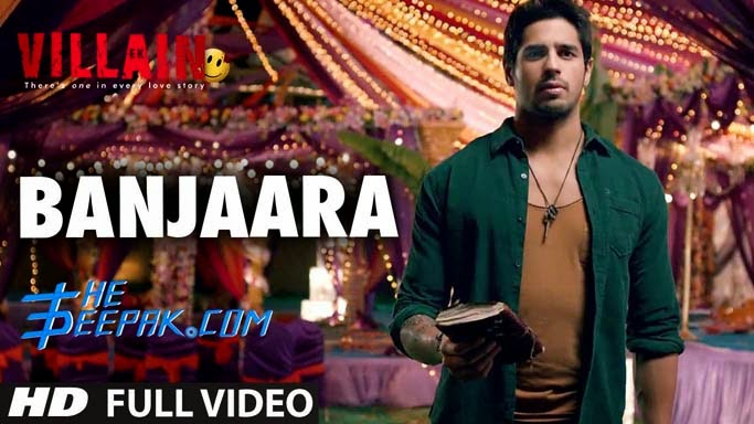 Banjaara Guitar Chords + Strumming Pattern Ek Villain Mohd. Irfan - Video Lesson