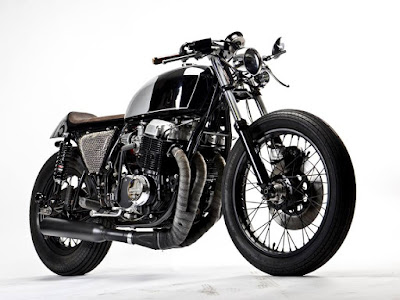 Honda CB 750 1975 Custom by Moto Hangar