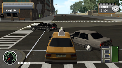 c+(2) New York City Taxi Simulator 0×0815 [PC]