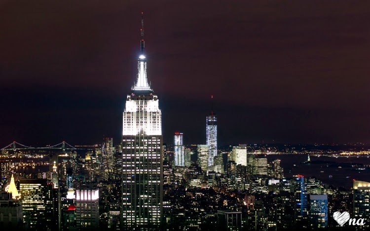 #12 NY, Empire state of Mind