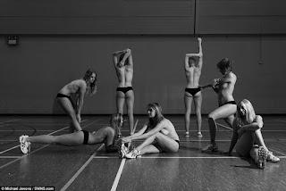 University of Birmingham Nude Calendar Girls