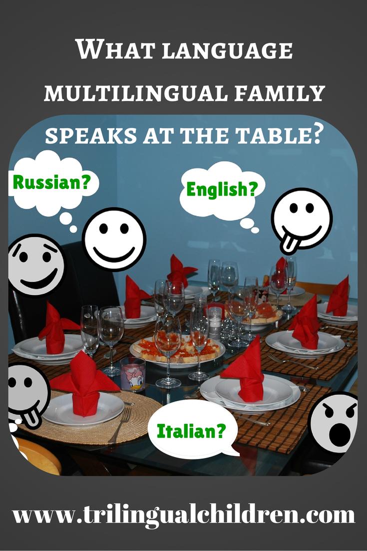 Language - Magazine cover