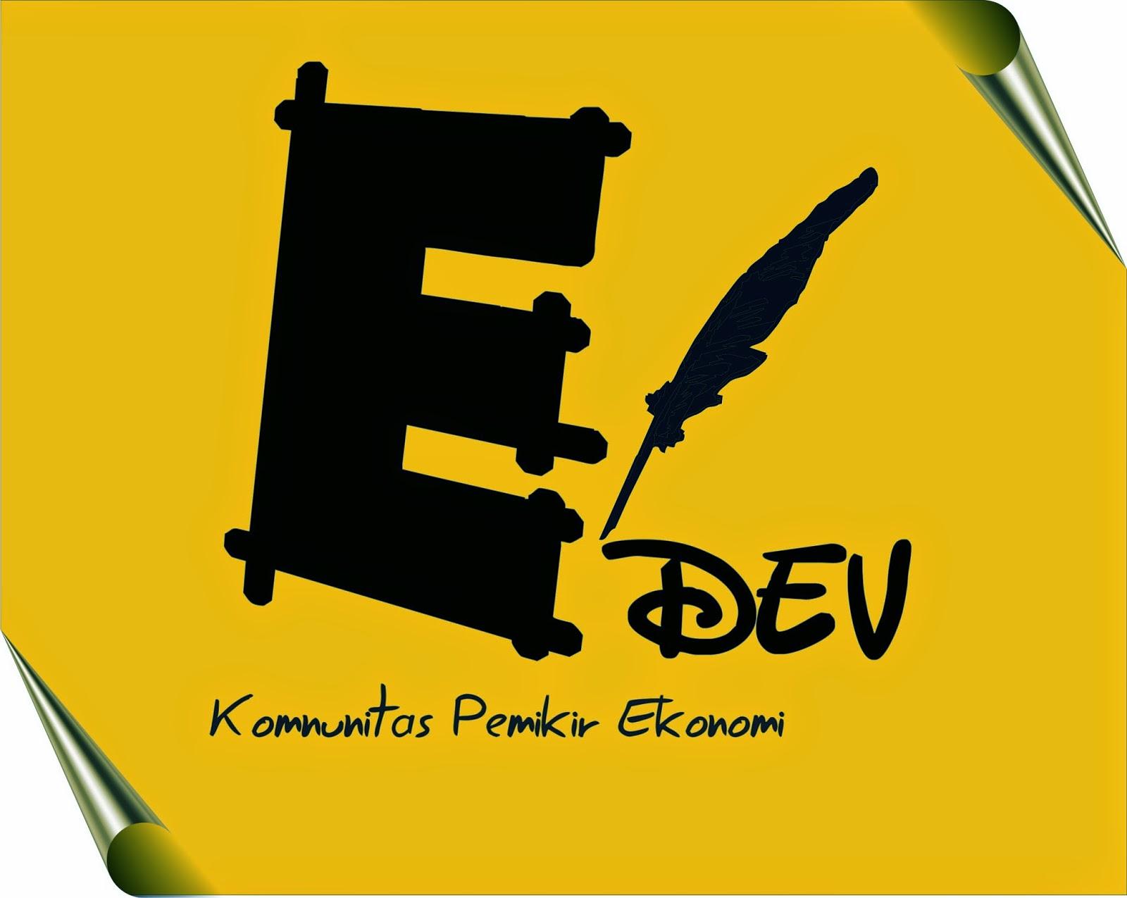 Edev Untuk Kita Para Calon Ekonom