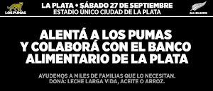 Campaña Banco Alimentario de La Plata