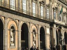 Palacio Real, sede de la Biblioteca