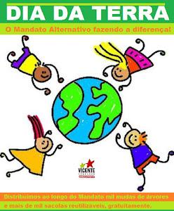 Mandato celebra dia da Terra