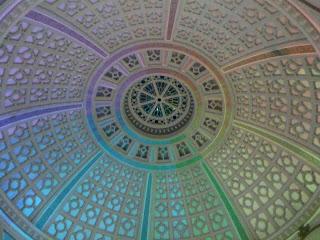 Emporium Dome, digital photograph by A.E. Graves