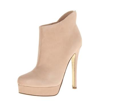 Kristin Cavallari Nude High heeled platform bootie