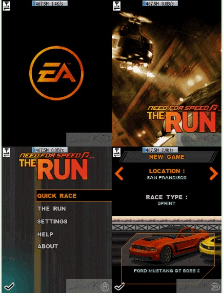ea mobile games free  for nokia 5233