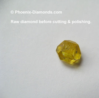 raw diamond image