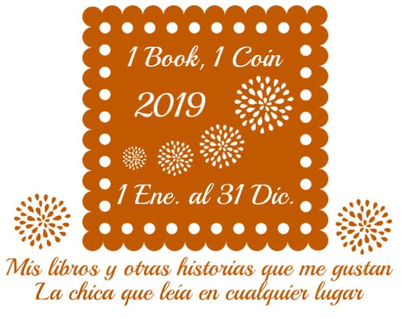 1 Book 1 Coin 2019