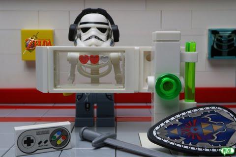 Stormtrooper Au Bureau Et Ailleurs